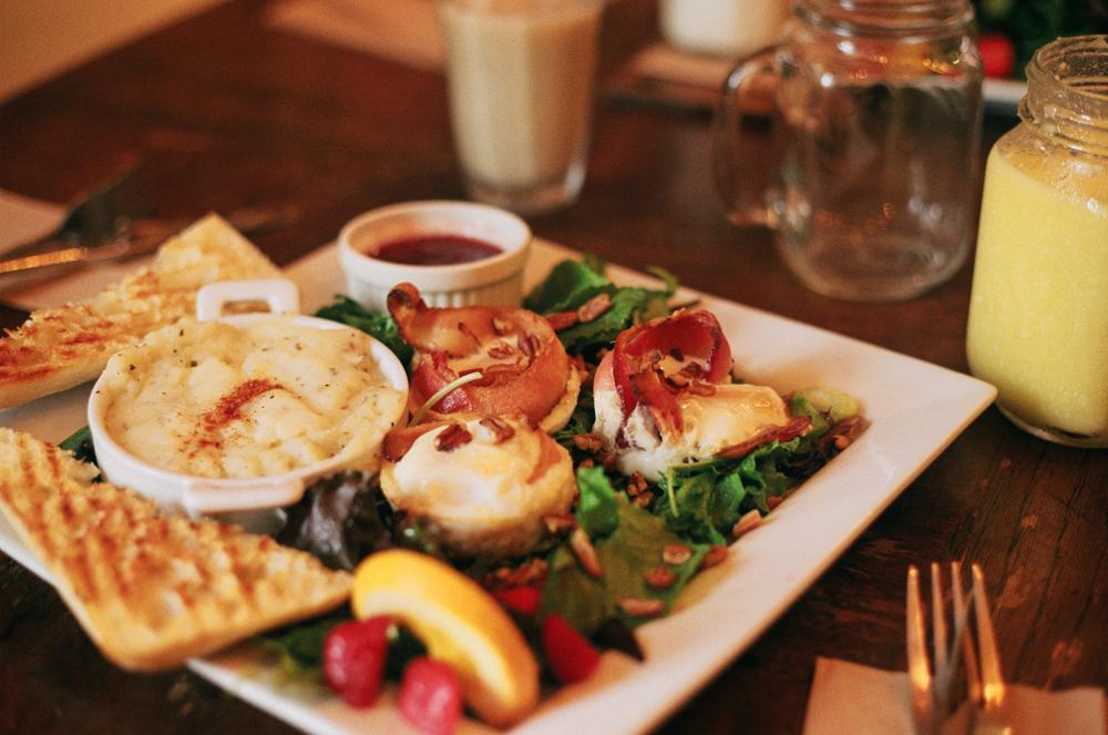 Bruncher à Montréal, Caravane Café