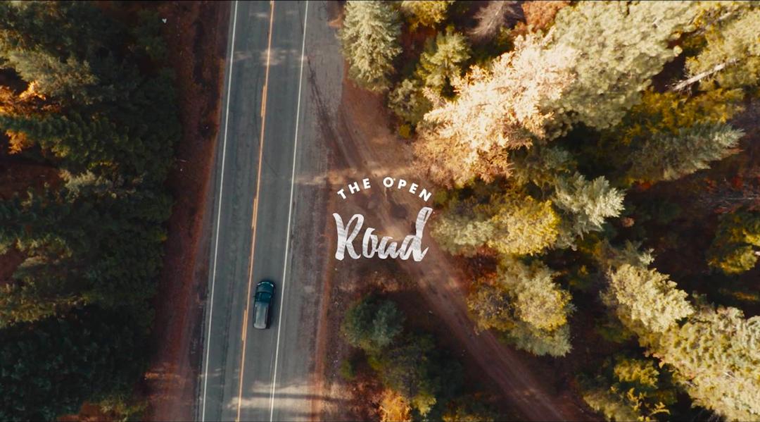 The open Road, un voyage aux quatre saisons.