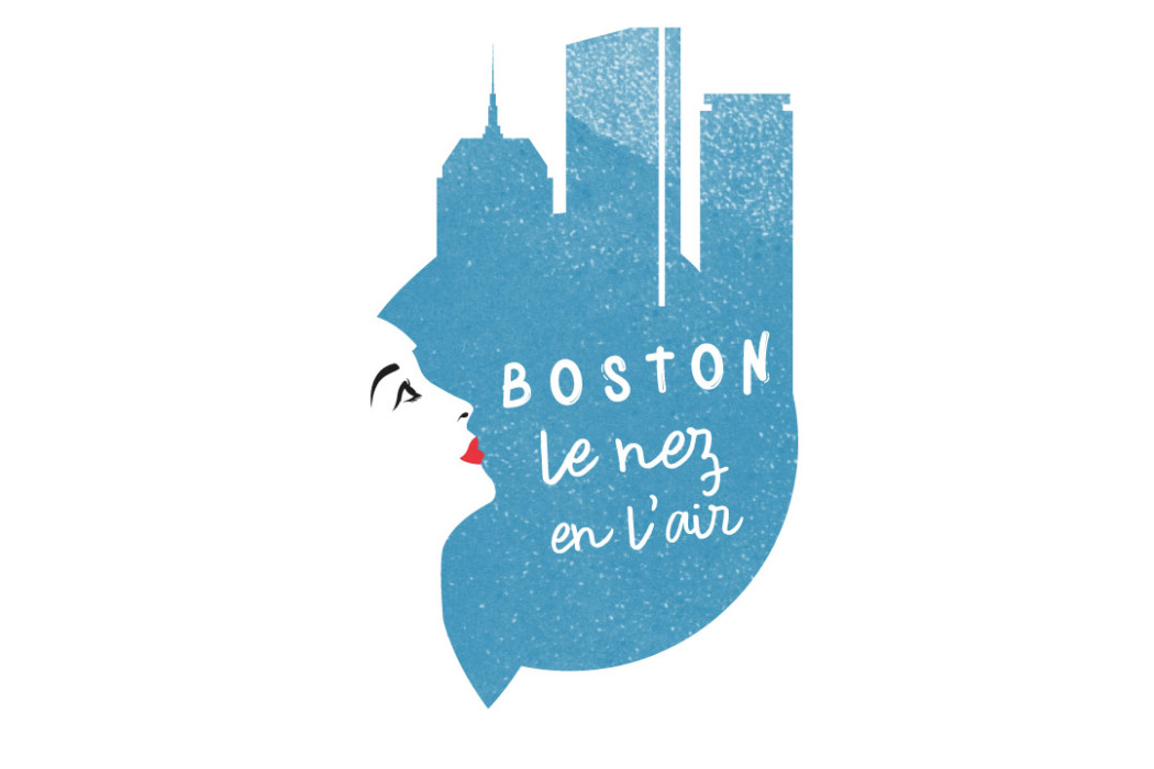 Boston le nez en l'air, le site web