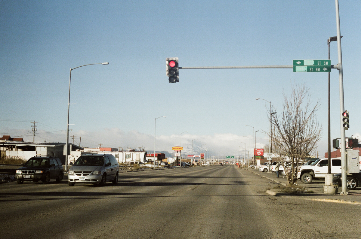 Sur les routes du Montana