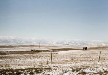 Sur les routes du Montana, de Libby à Choteau.