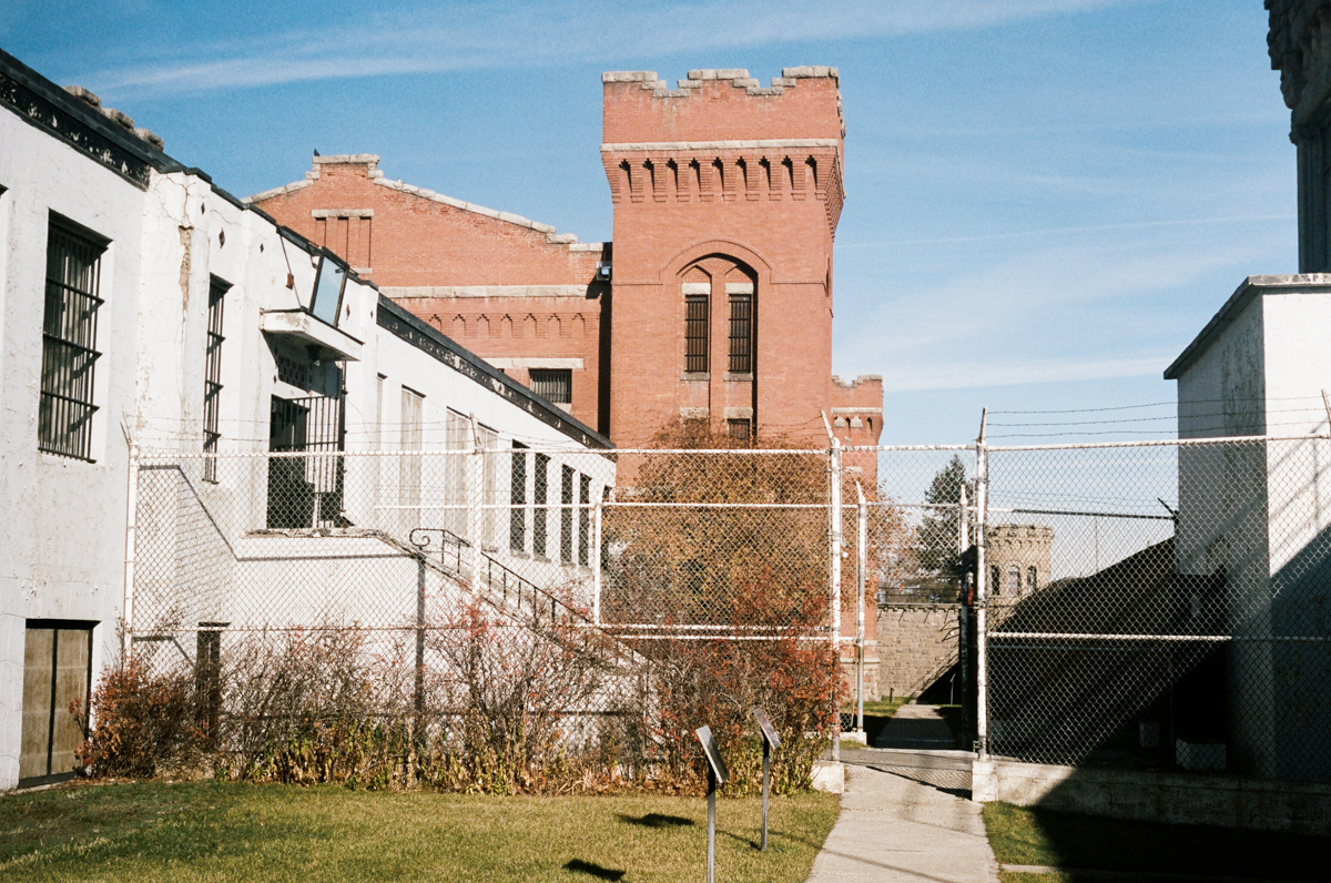 Deer Lodge, Old Montana Prison Monument