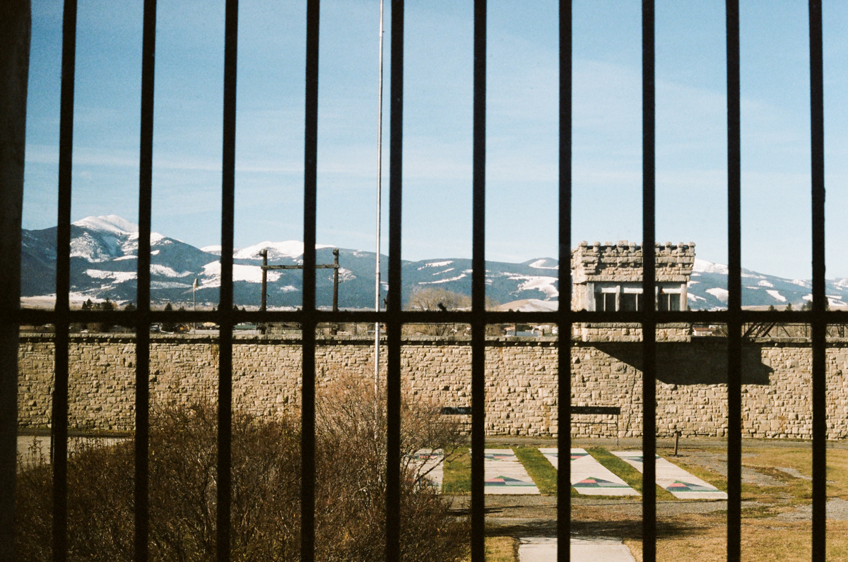 Deer Lodge, Old Montana Prison Monument