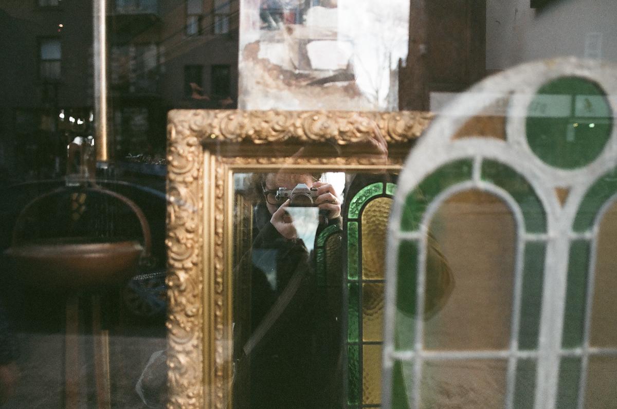 Reflective Portraits