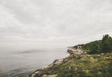 Sur les hauteurs du Cap-de-Bon-Désir.