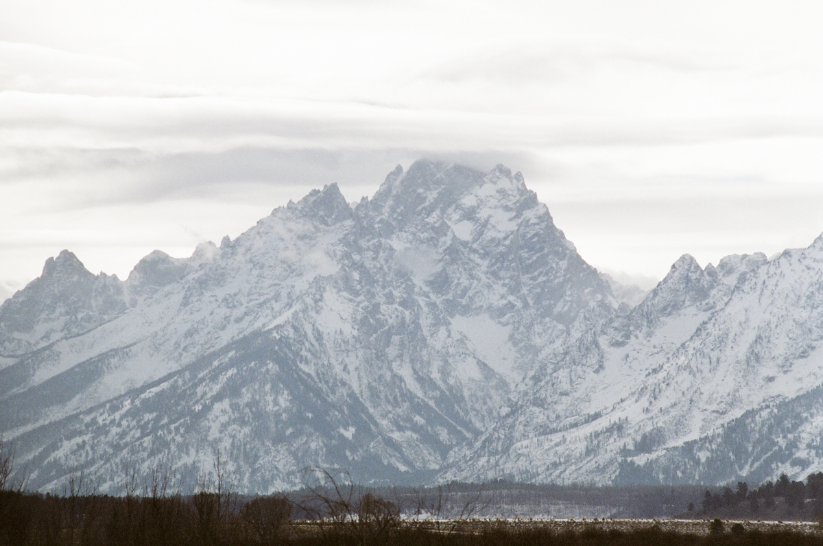 À la conquête de Grand Teton National Park