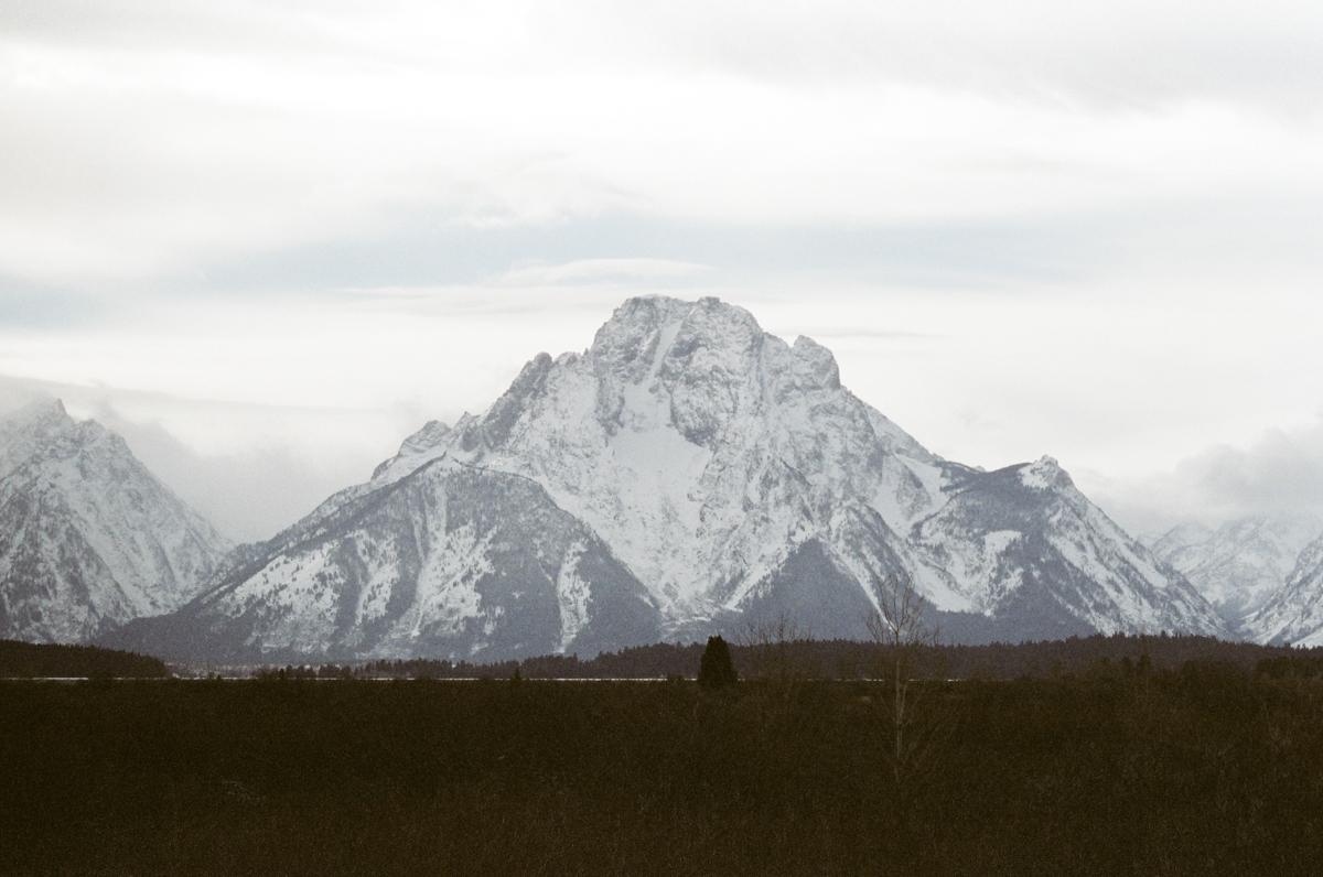 À la conquête de Grand Teton National Park