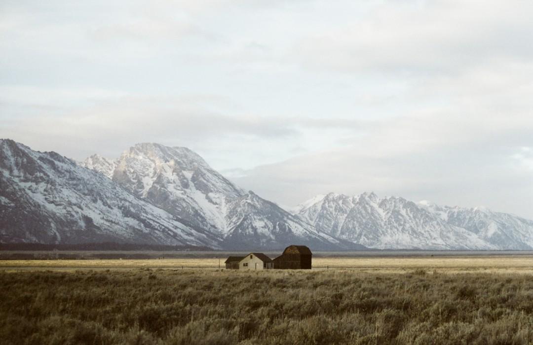 À la conquête de Grand Teton National Park.
