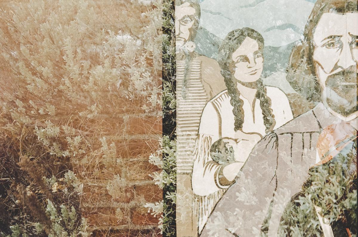 double exposition argentique