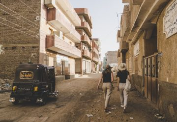 Voyager en Egypte…et pourquoi pas ?!