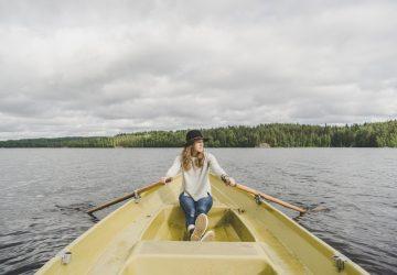 Anttolanhovi, la Finlande entre lacs et forêts.