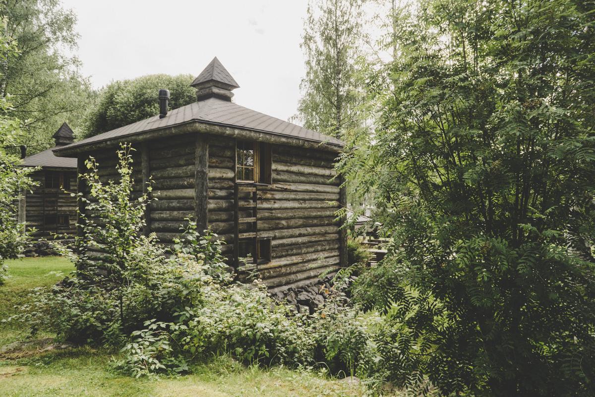 Linnansaari National Park, Järvisydän