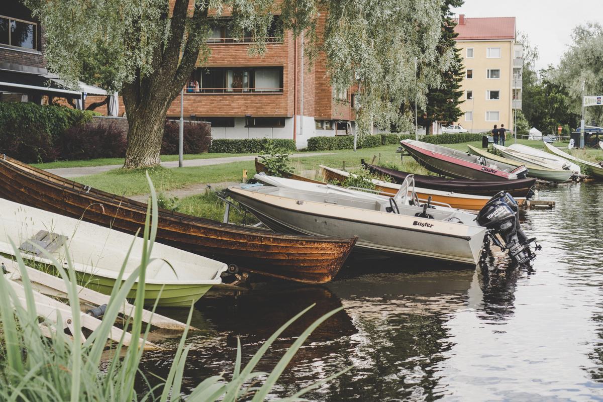 Savonlinna, Finlande