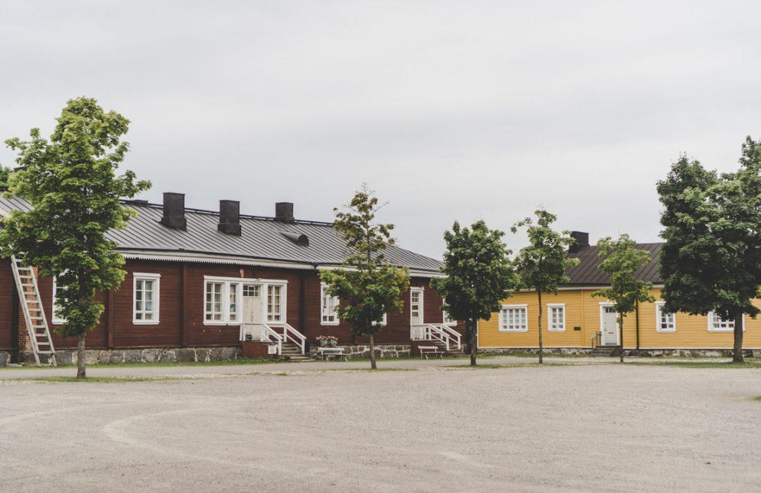 À la découverte de Lappeenranta, sur les rives du lac Saimaa.