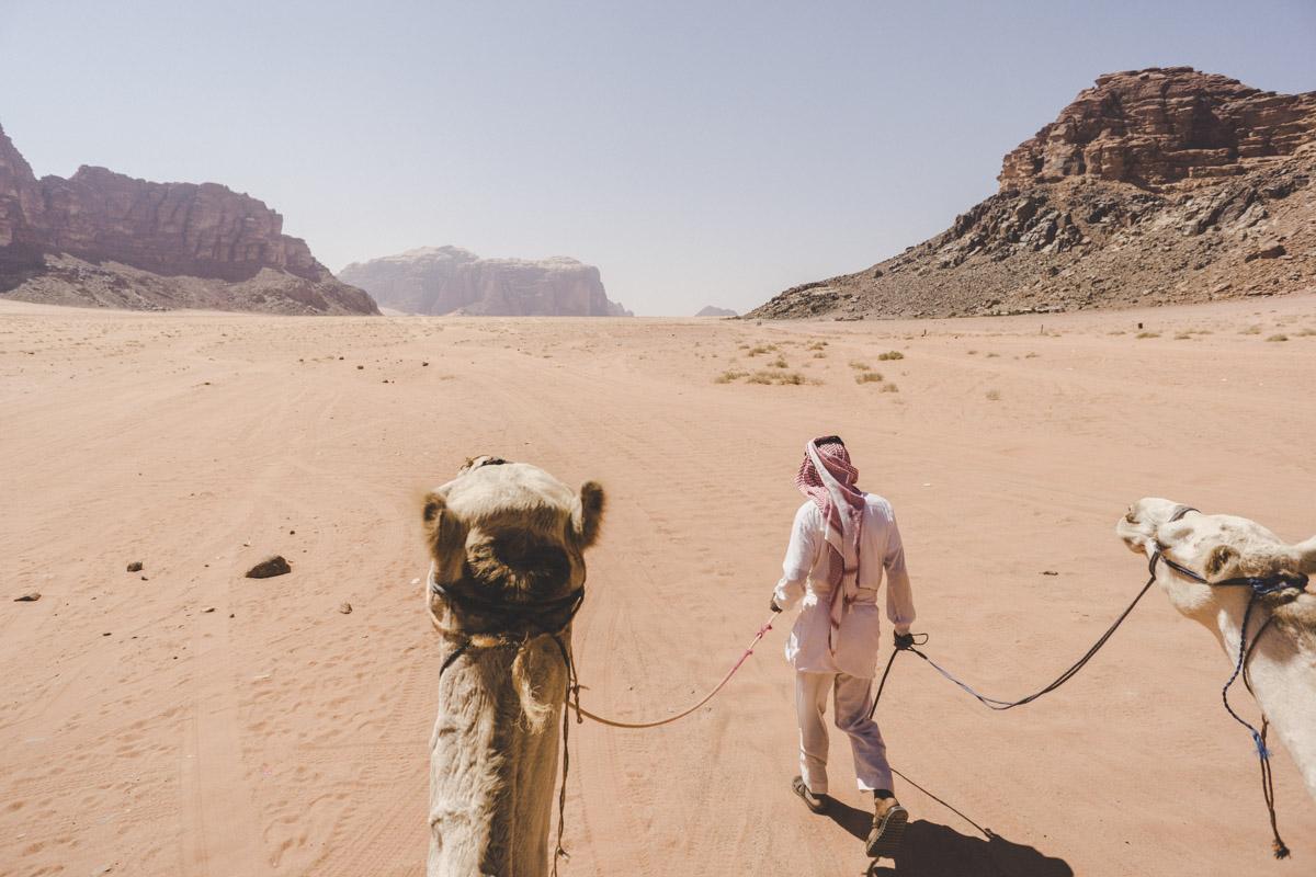 Voyager en Jordanie, le Wadi Rum