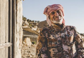 Portraits d'Orient :  la Jordanie.