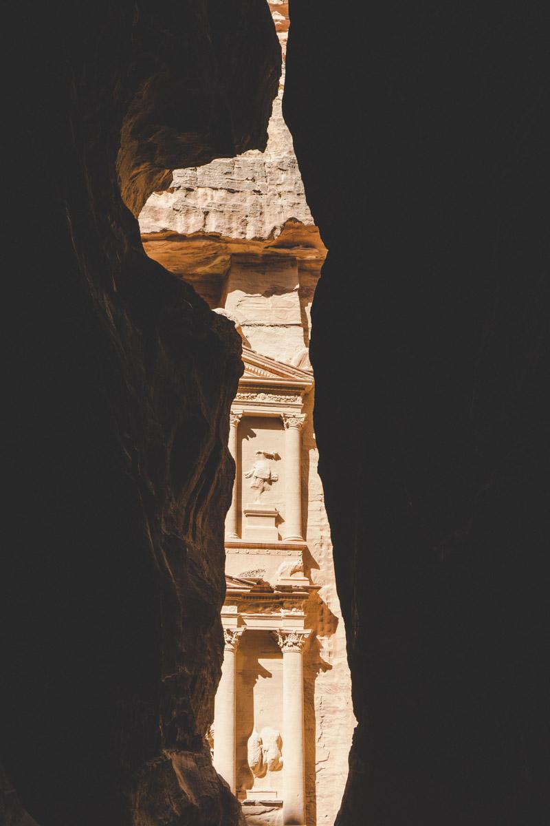 Petra la cité rose, le trésor