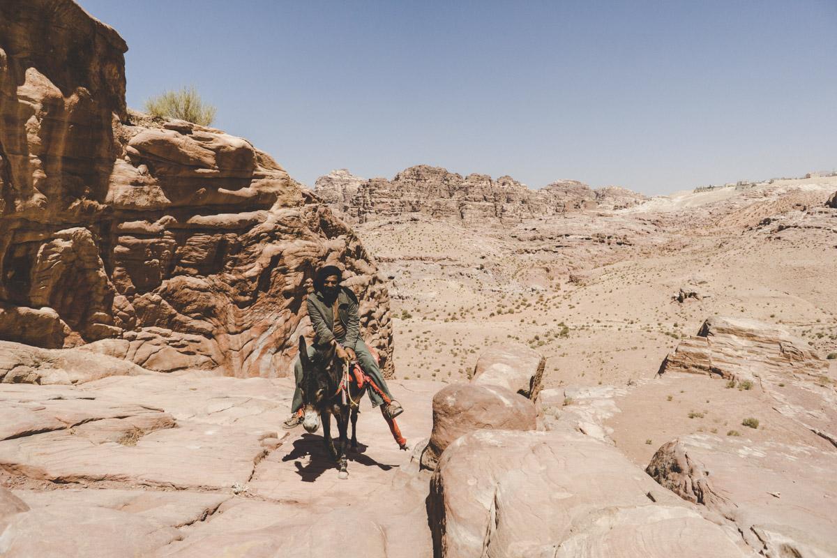 Petra la cité rose