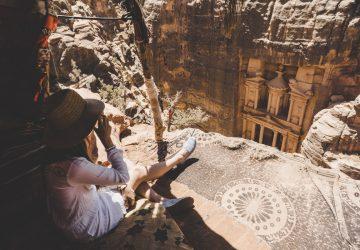Voyage au coeur de Petra la cité rose.