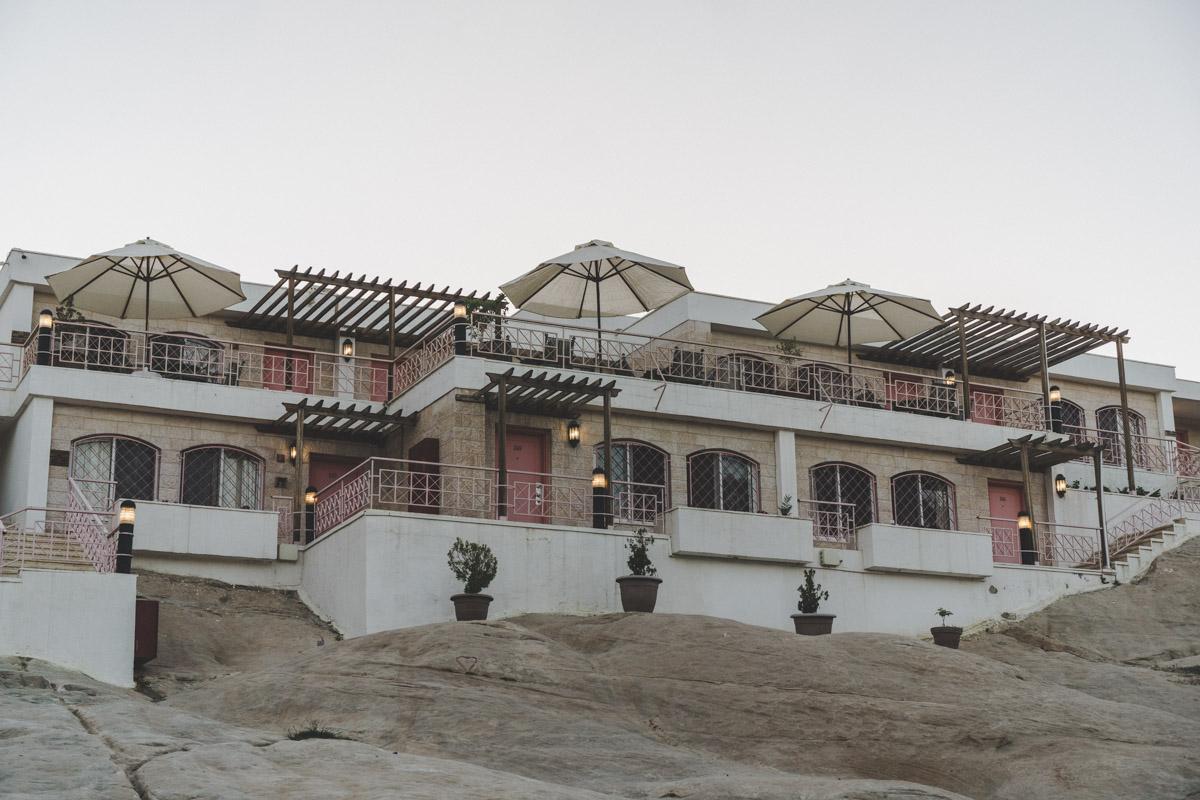 Petra la cité rose, Petra Guest House