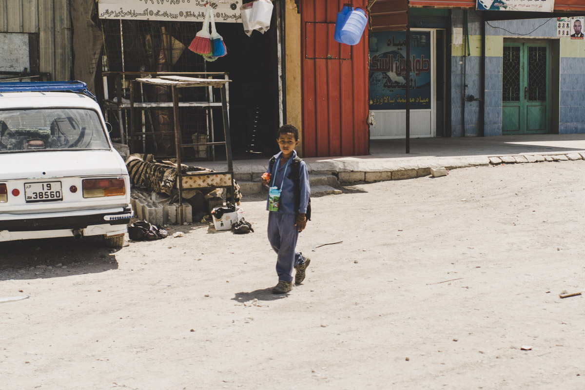 Portraits d'Orient, la Jordanie