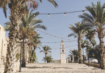 Israël : Balade dans les ruelles de Tel Aviv-Jaffa.