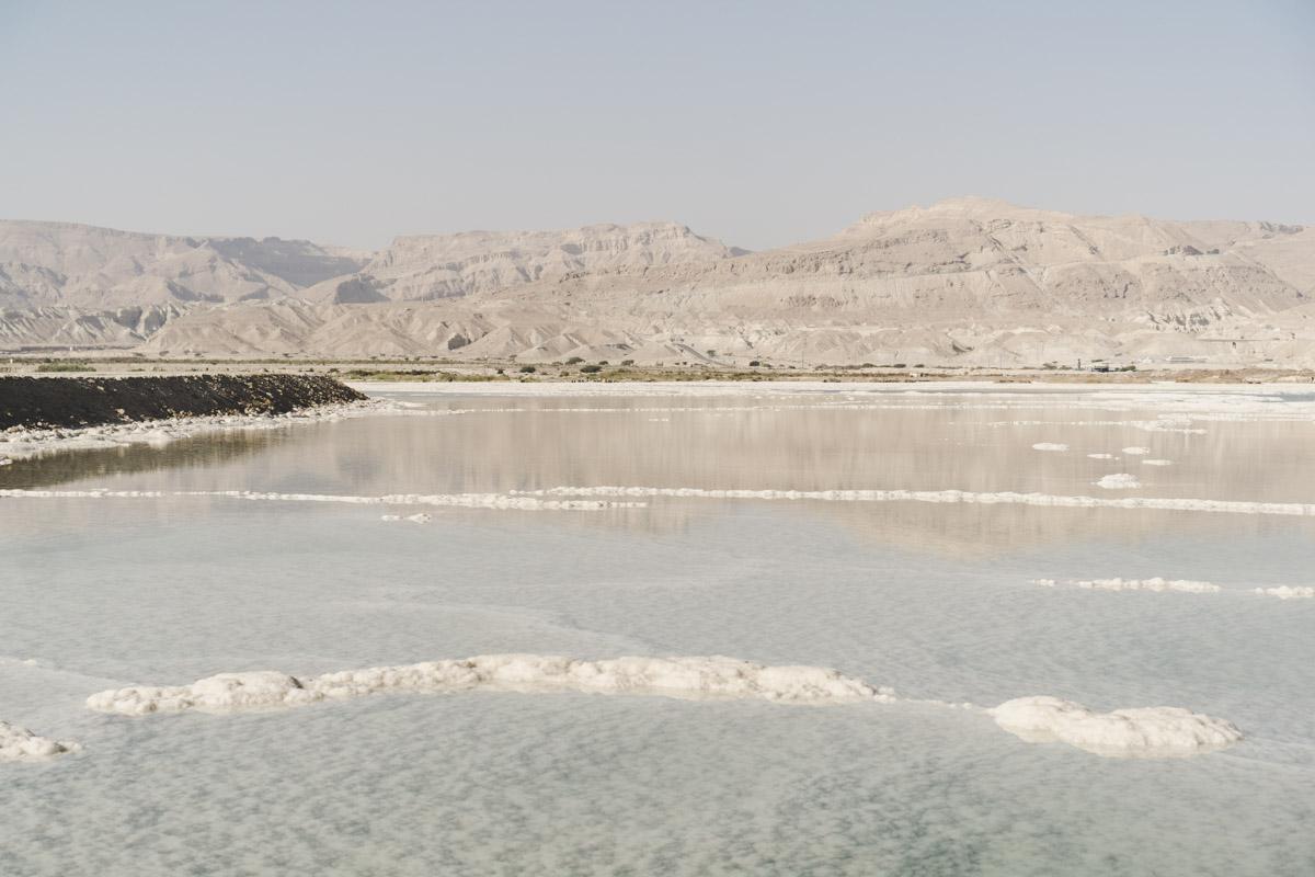 Israël, la mer Morte et ses paysages
