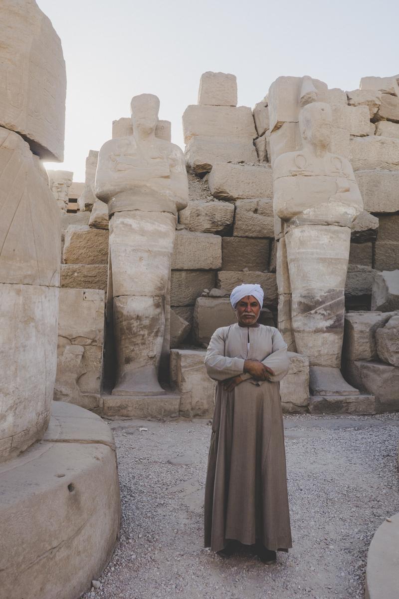 Portraits d'Orient : l'Egypte.