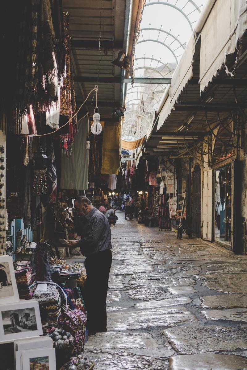 Jérusalem, la vieille ville