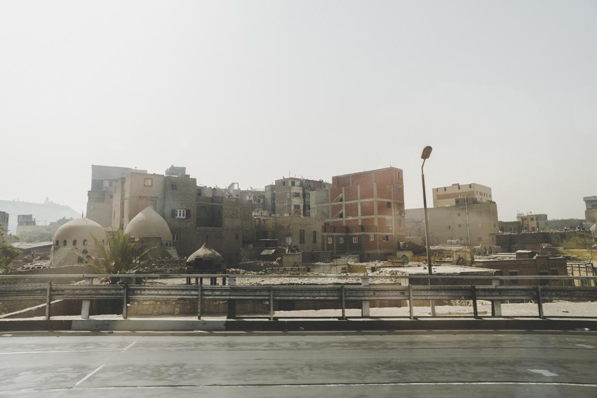 Pyramides de Gizeh, le Caire