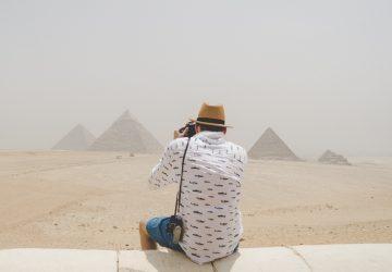Égypte : voyage au coeur des pyramides de Gizeh.