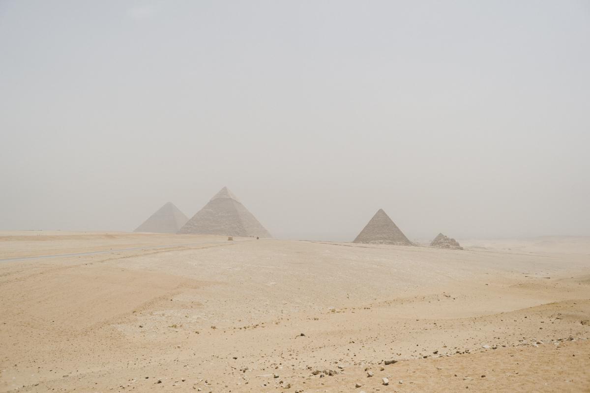 Pyramides de Gizeh