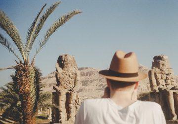 Égypte : la Vallée des Rois, visite de la nécropole de Thèbes.