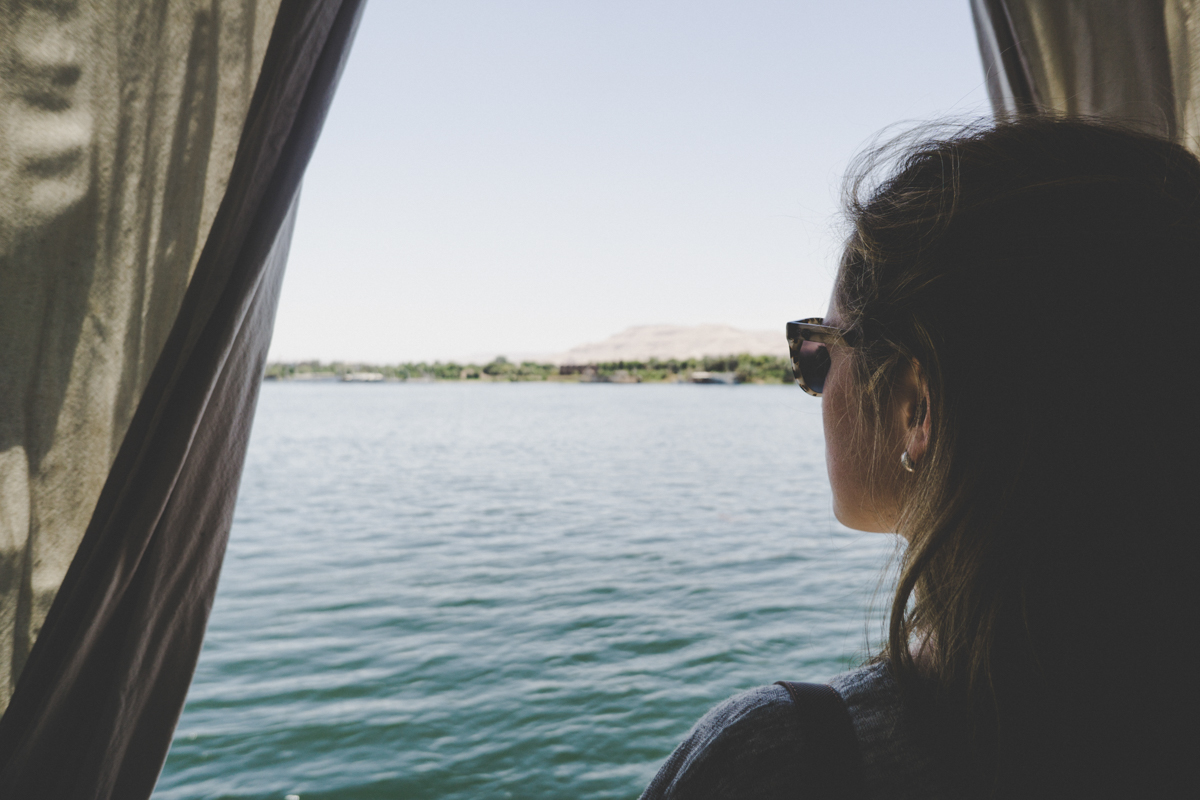 Les paysages du Nil