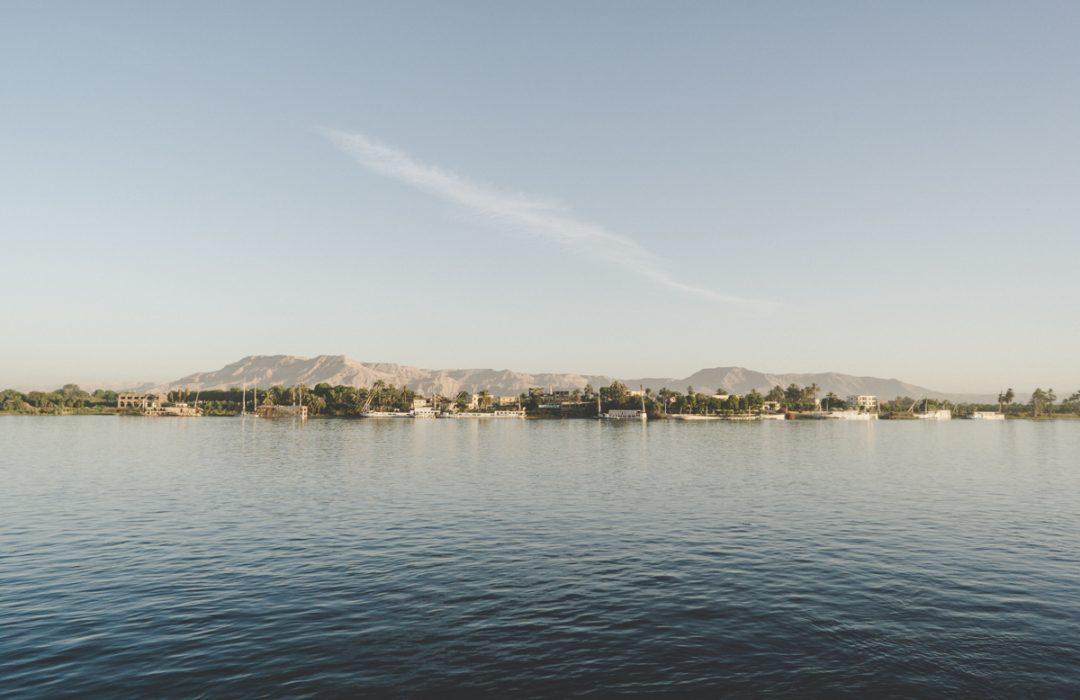 Égypte : la beauté des paysages du Nil.