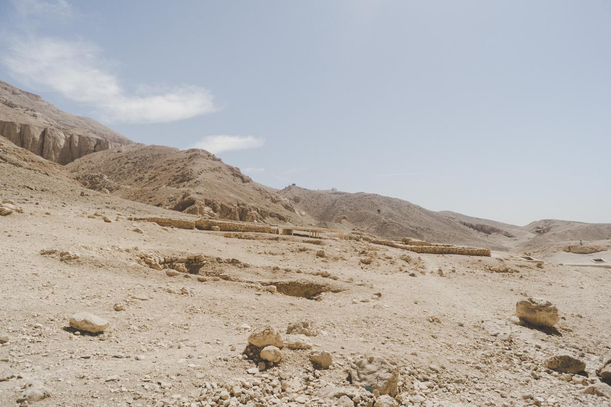 La Vallée des Reines, Vallée des Rois, visite de la nécropole de Thèbes
