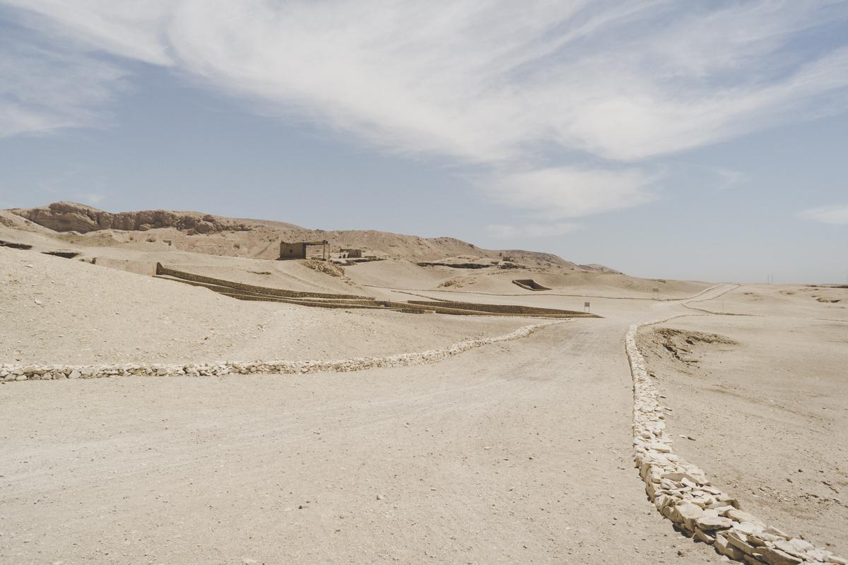 La Vallée des Rois, visite de la nécropole de Thèbes