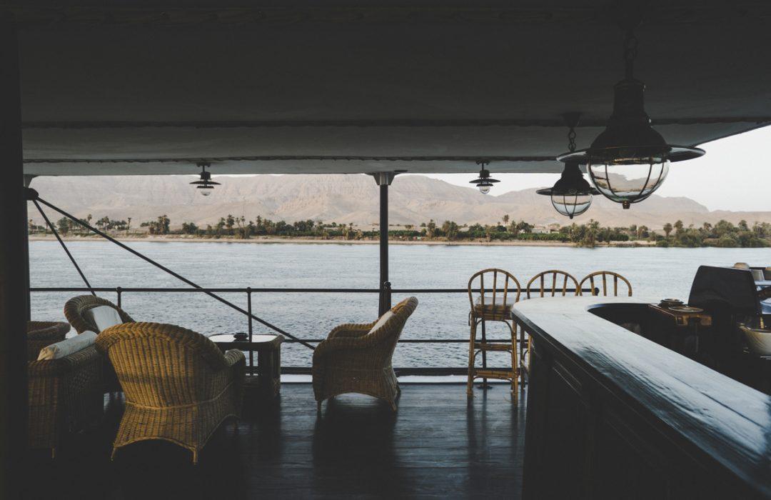 Égypte : une croisière sur le Nil à bord du Steam Ship Sudan.