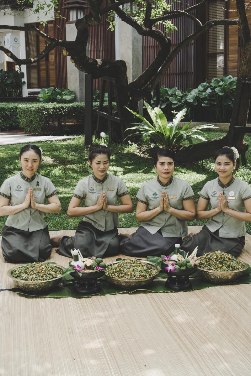 2 jours à Bangkok, Oasis Spa