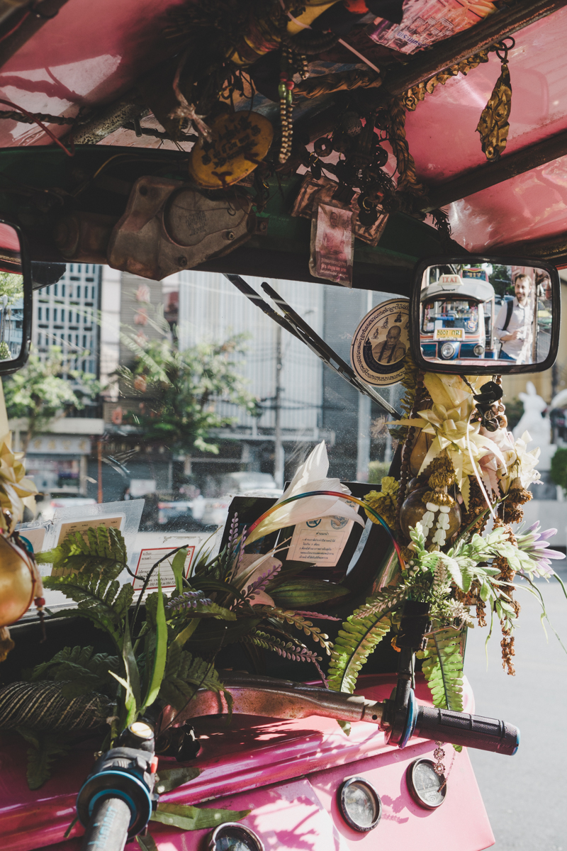 2 jours à Bangkok, Chinatown