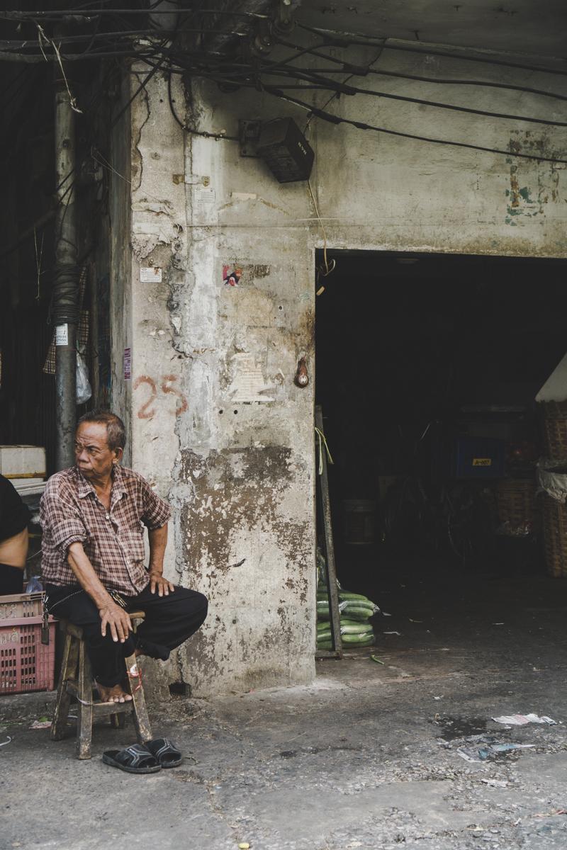 Portraits d'Asie : la Thaïlande