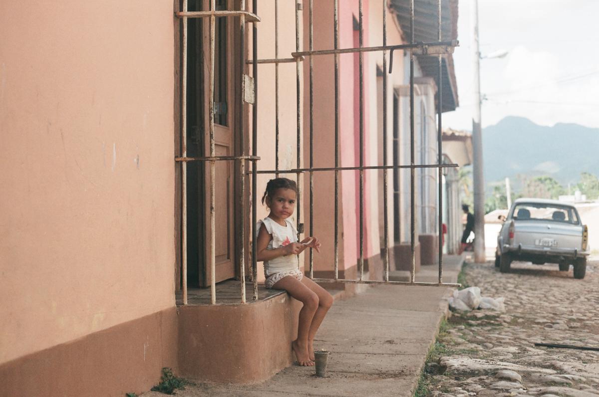 La photographie de rue, Cuba