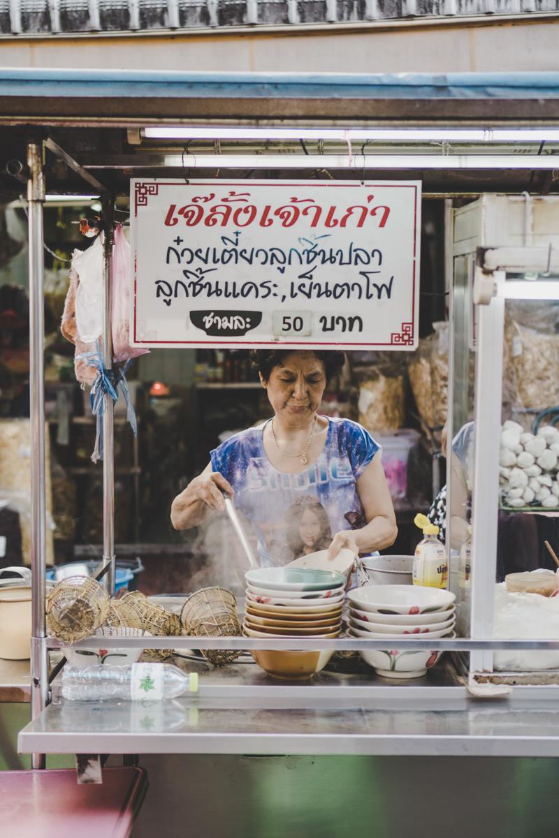 La photographie de rue, Thaïlande