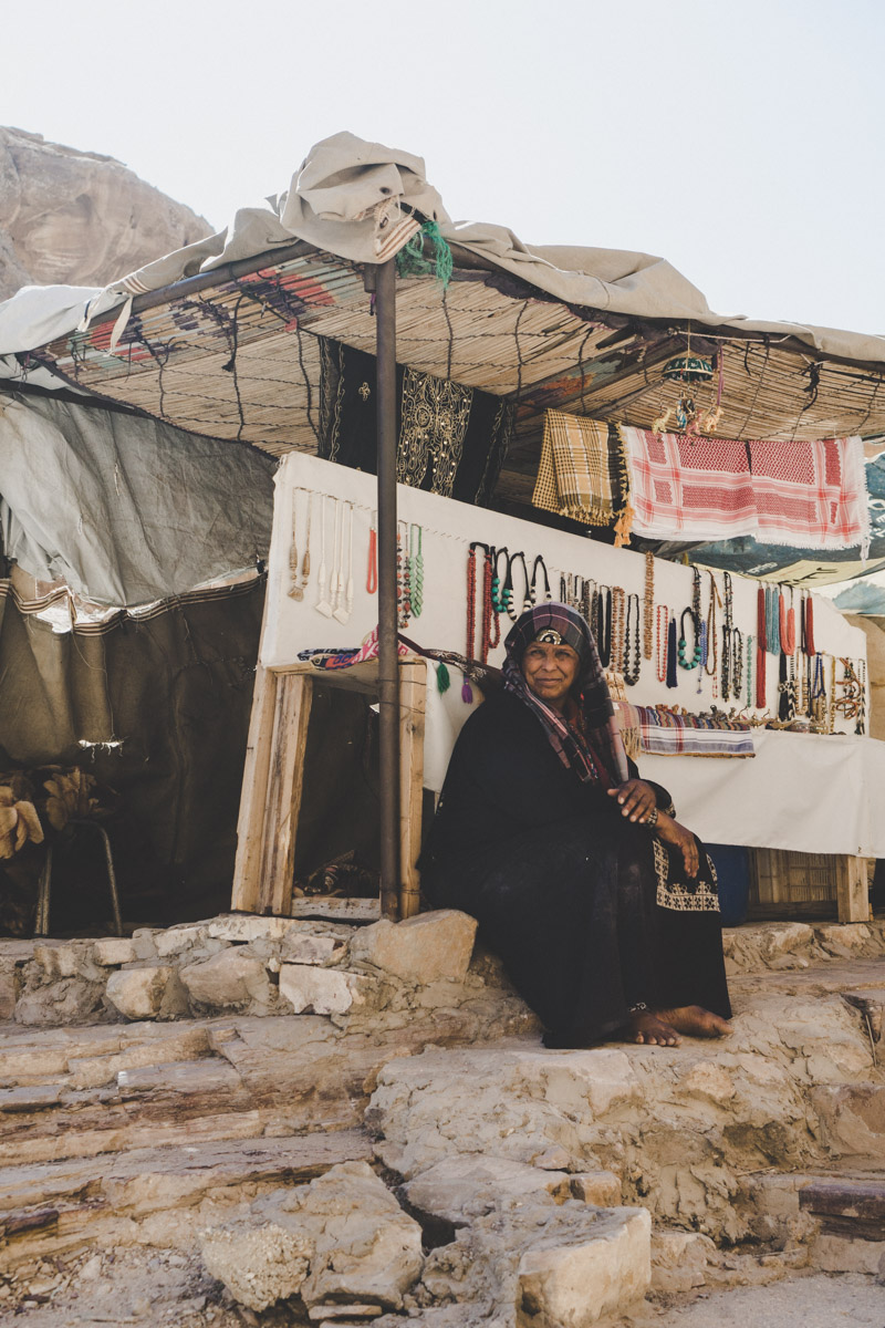 La photographie de rue, Jordanie