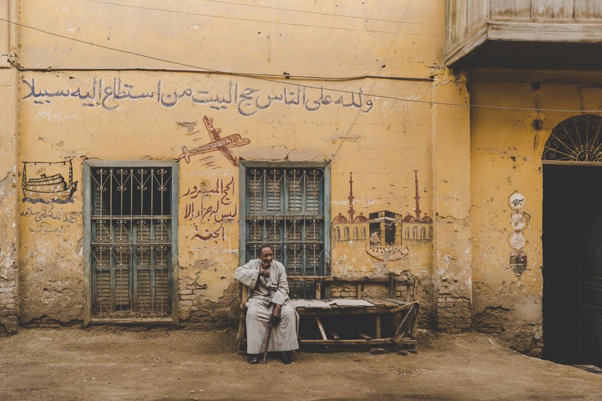 La photographie de rue, Egypte
