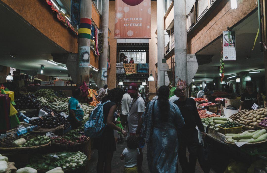 Une semaine à l'île Maurice : Balade street food à Port-Louis.