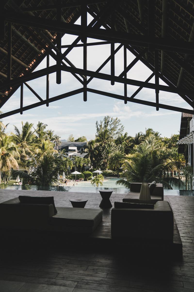 Une semaine à l'île Maurice, The Ravenala Attitude Hotel