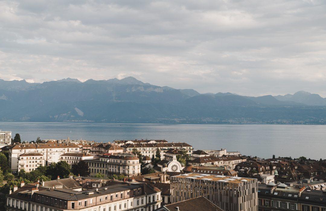 Un week-end à Lausanne, entre culture et gastronomie.