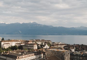 Un week-end à Lausanne, entre culture et gastronomie.
