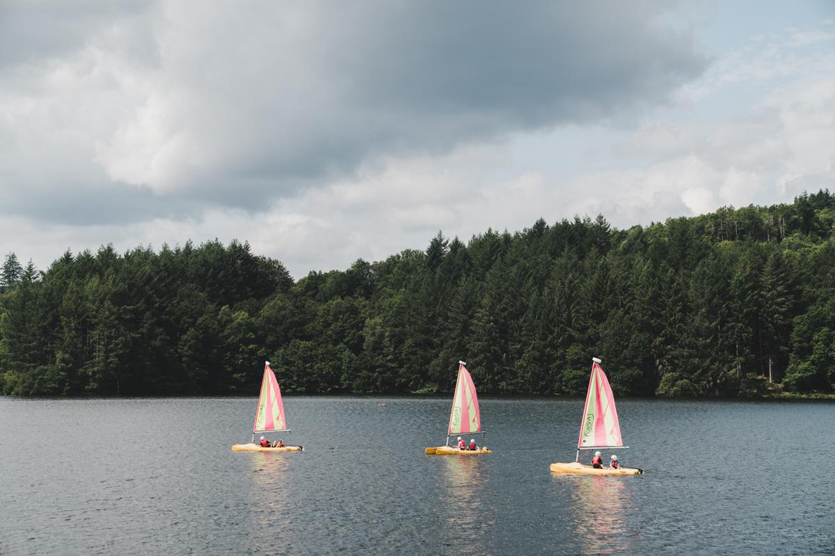 Week-end en Corrèze, Lac de Séchemailles